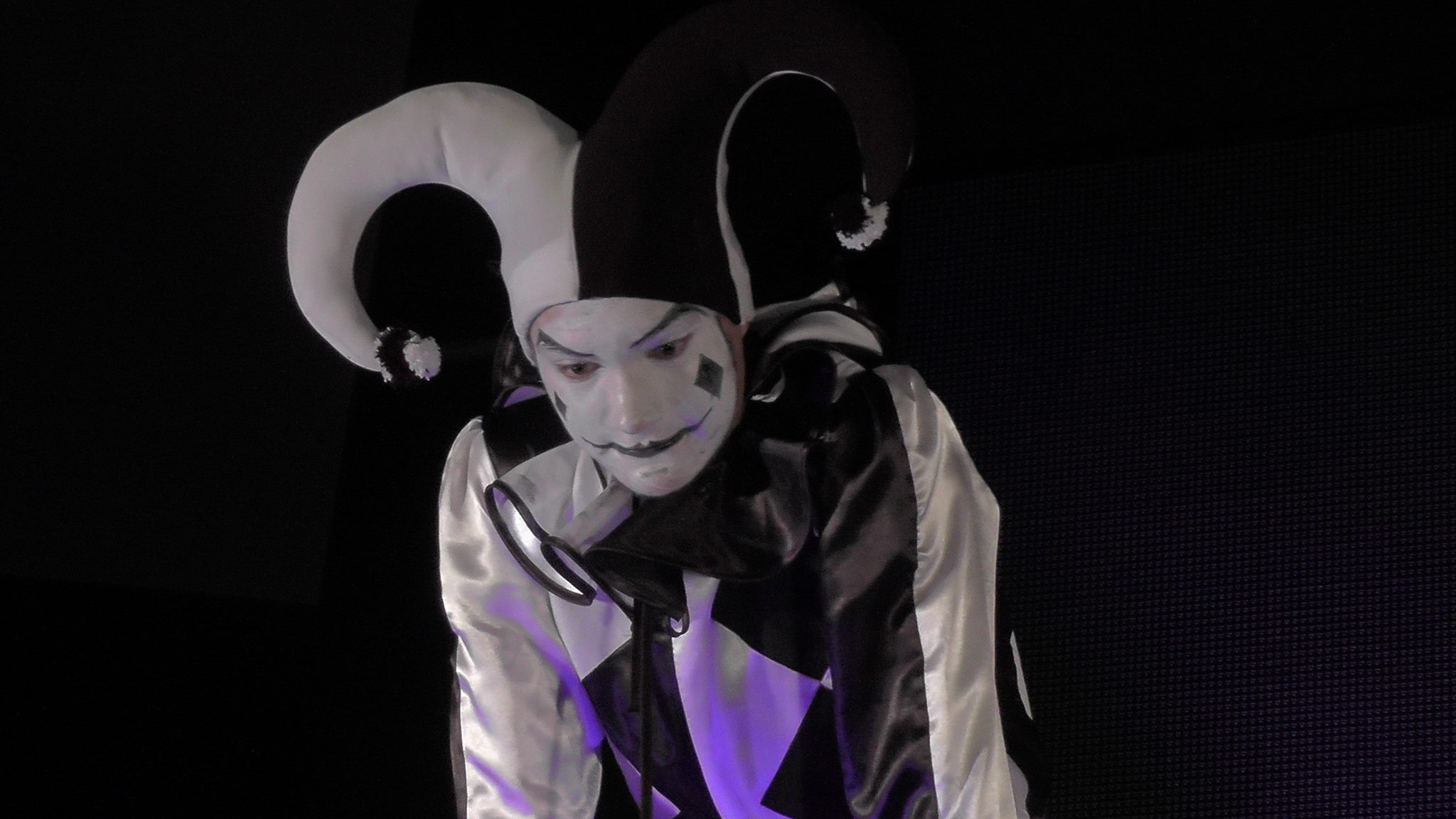 Сцена з вистави «Не поділили», театр-студія «Сьоме небо». м. Вінниця, JoyFest-2017
